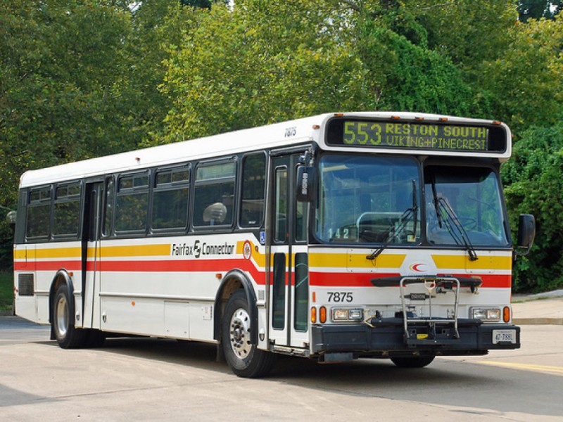 Take Fairfax Connector Your Route Could Be Changing