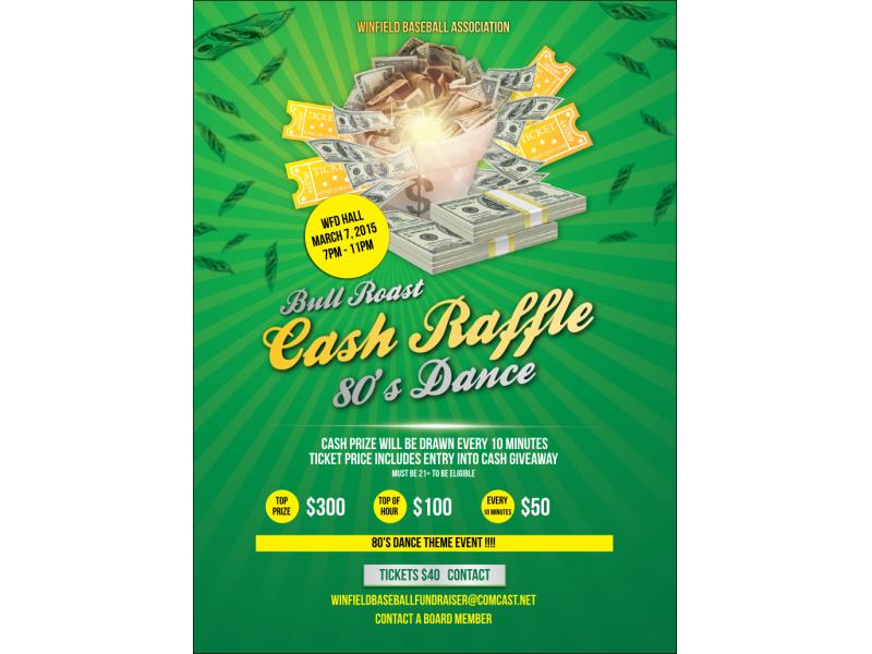 Retro 80 S Dance And Cash Raffle Fundraiser Eldersburg