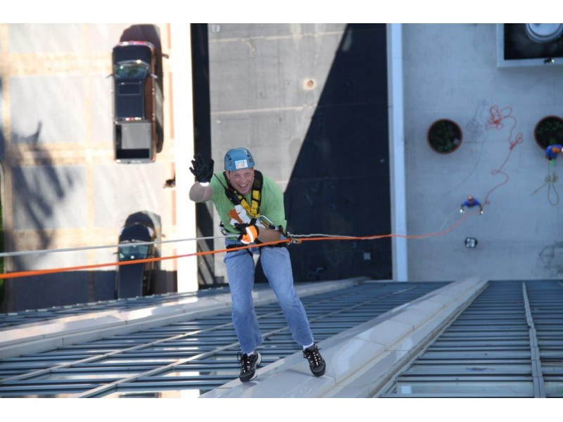 Perry Hall Resident to Rappel 15 Stories for Kidney Disease ...