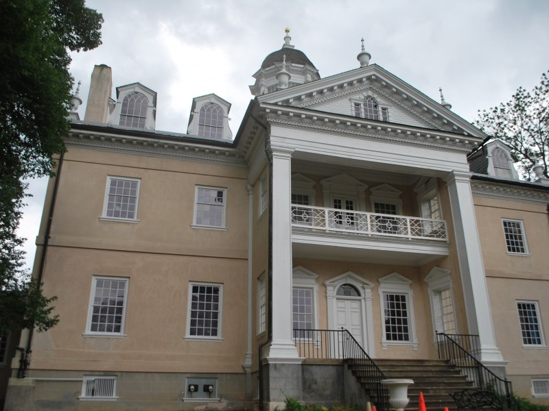 the history of the hampton mansion All american house 2016 - baltimore's american treasures affiliates  gregory  weidman presents the fascinating story of how hampton mansion was saved.