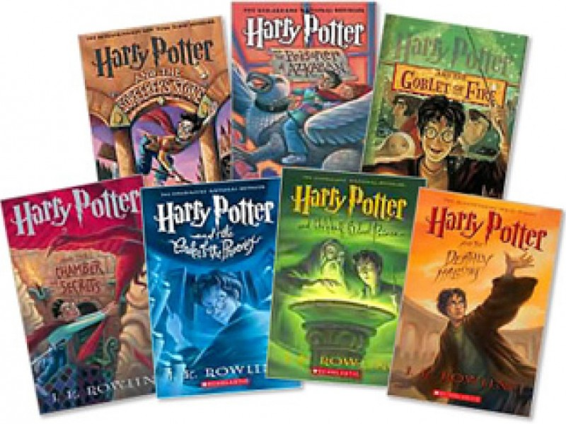 Harry Potter Book Is About ~ Expecto patronum harry potter e books now available