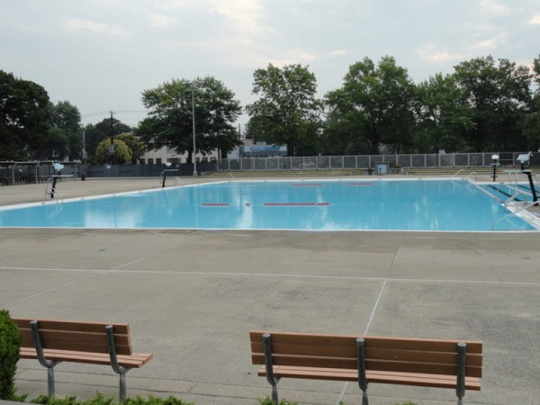 Registration For Summer Swimming Lessons Patch