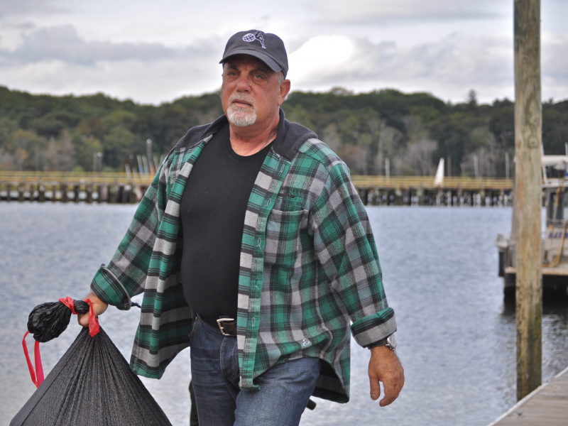 Billy Joel Guv Clean Up Oyster Bay Oyster Bay Ny Patch