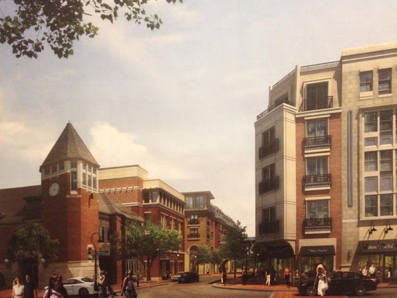 naperville developer reveals name concept of downtown. Black Bedroom Furniture Sets. Home Design Ideas
