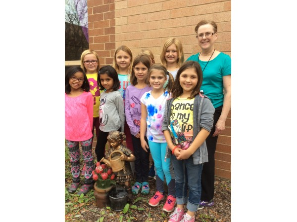 Glacier Ridge Elementary Receives Outdoor Classroom Grant Crystal Lake Il Patch