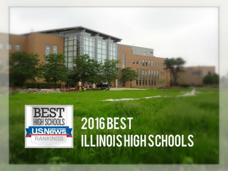 Five area high schools named among top in state
