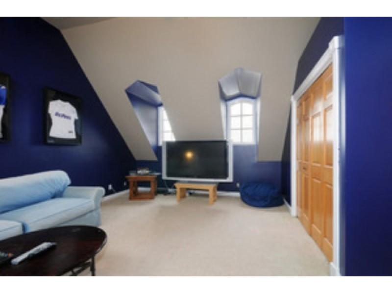 Geneva Home Has Third Floor Loft Master Suite With
