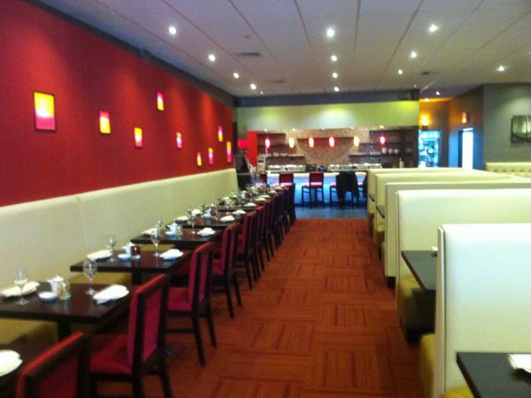 Former 'Happy Family' Restaurant Now 'Red Lotus' - Shelton ...