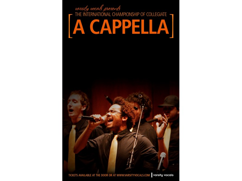 Do you like Pitch Perfect? See a Cappella groups perform during ...