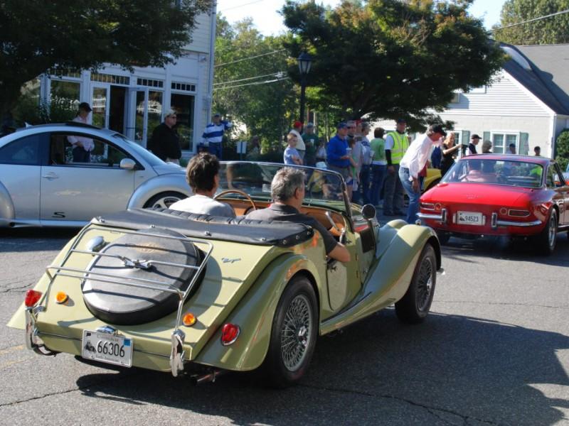 Wilton Ct Car Show