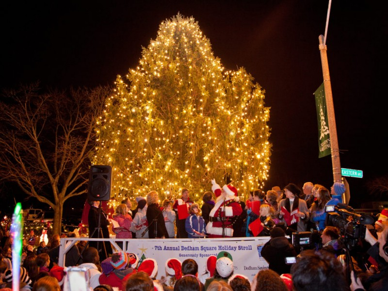 Dedham Square Holiday Stroll and Tree Lighting | Dedham, MA Patch