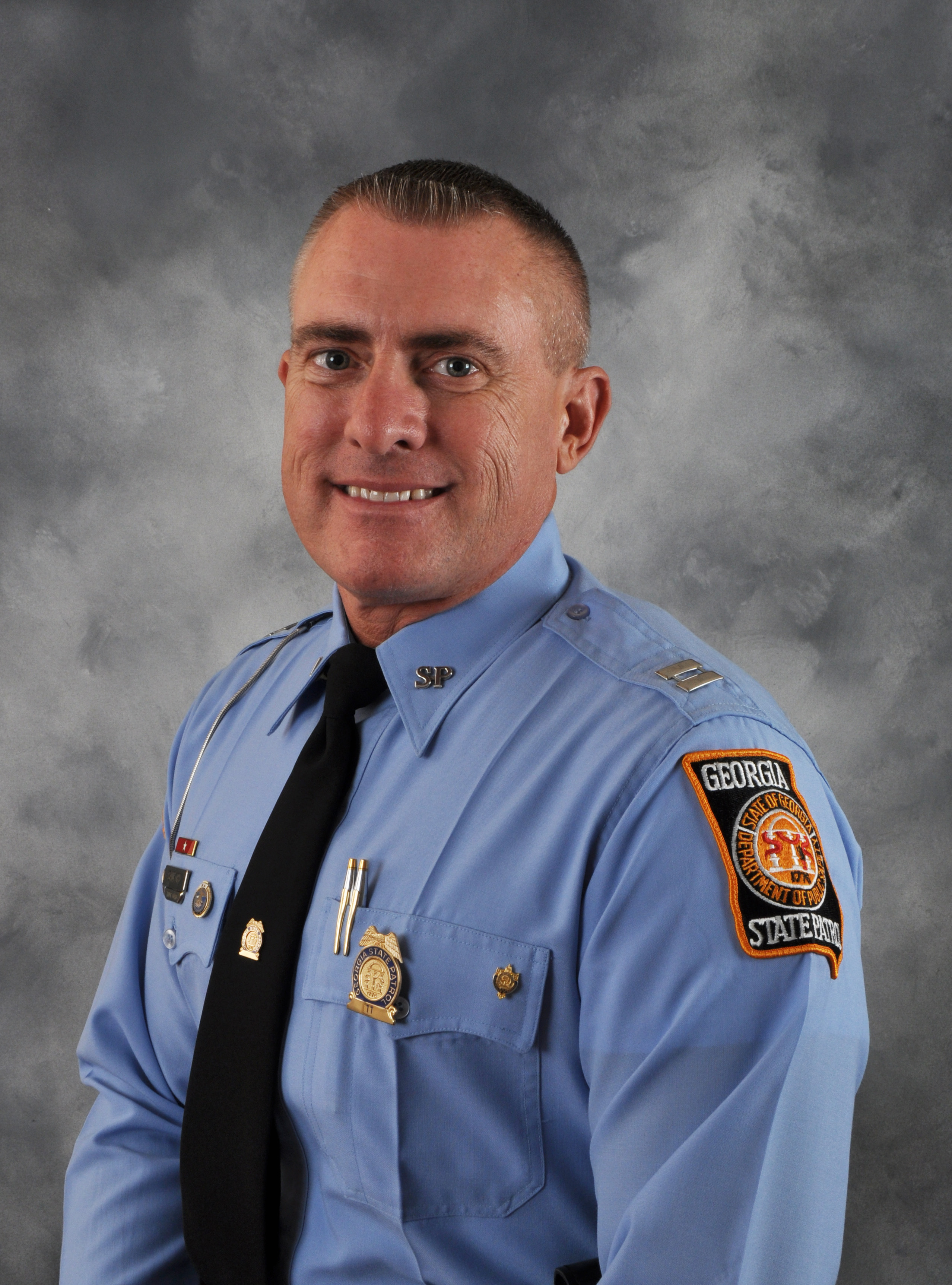 Grady Sanford Appointed To Commander Of Gsp Troop A