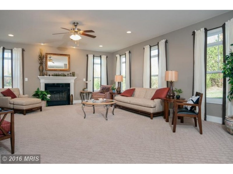 Look Inside 600k Model Home W Wraparound Front Porch