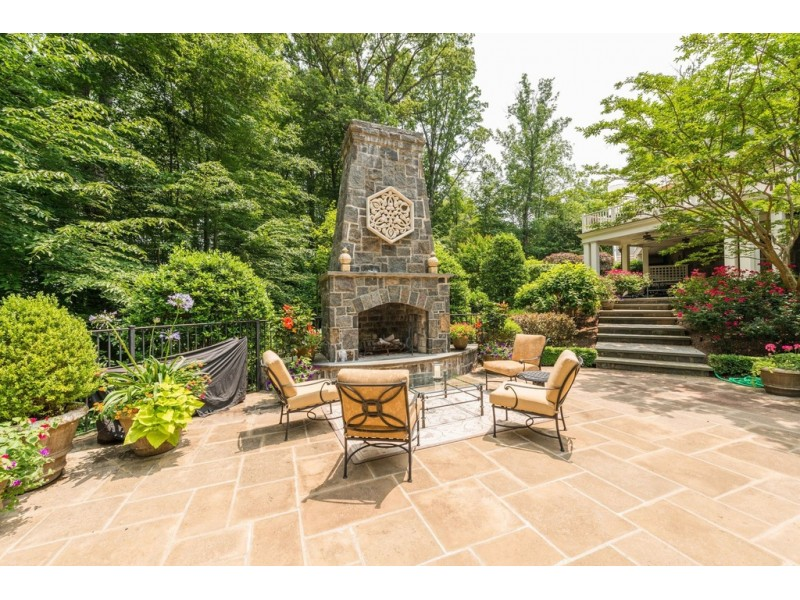 Wow House Galleries: Tennis Court, 'Mansion in the Sky,'...