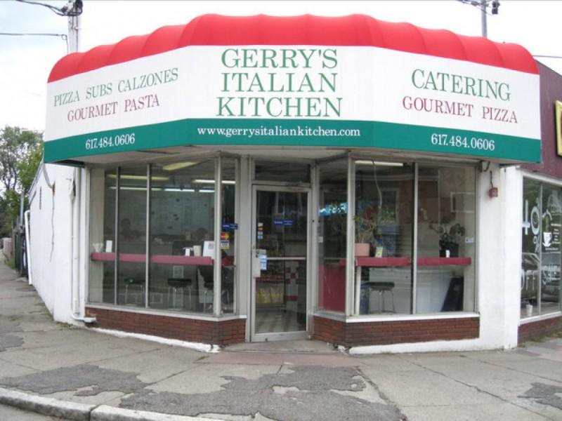 Bites Nearby Gerry S Italian Kitchen Waltham Ma Patch