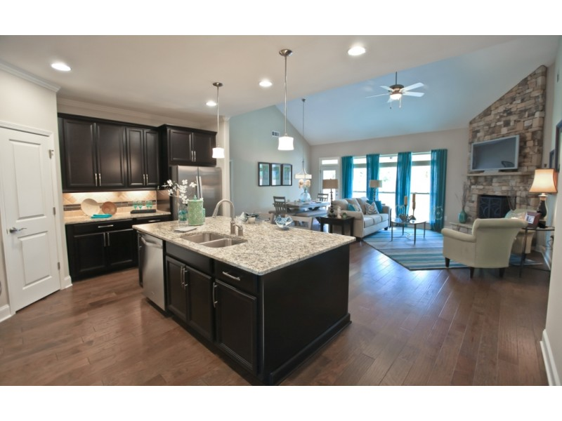 Press Release: New Model Home Now Open at Acadia Homes Bakers Farm in ...