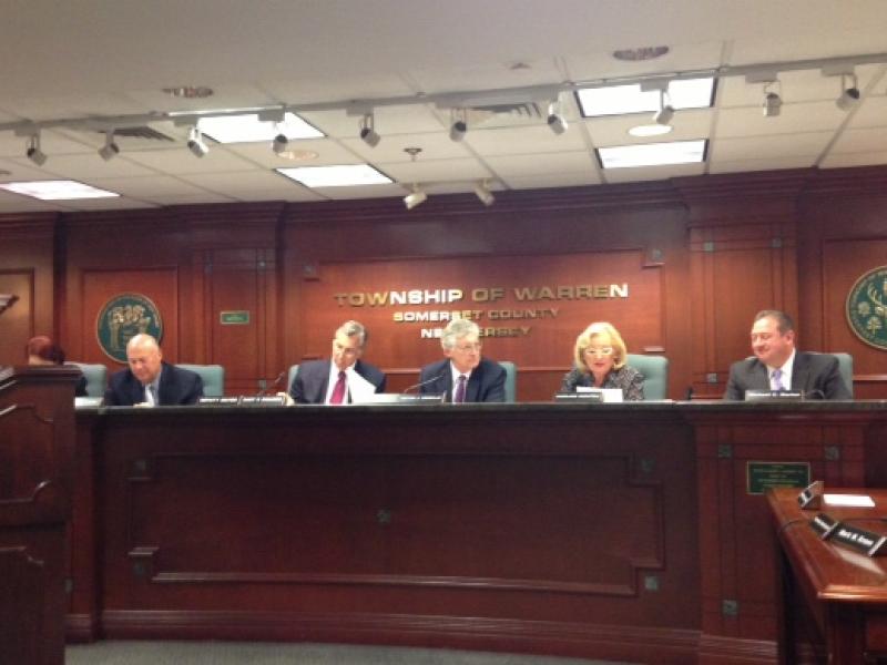 Gary Dinardo To Be 2014 Warren Mayor New Deputy Mayor To Be Chosen Warren Nj Patch