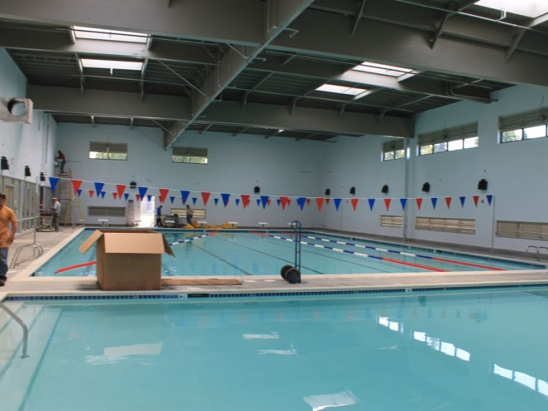 New Swim Center Opens At Old Fitness Usa Milpitas Ca Patch