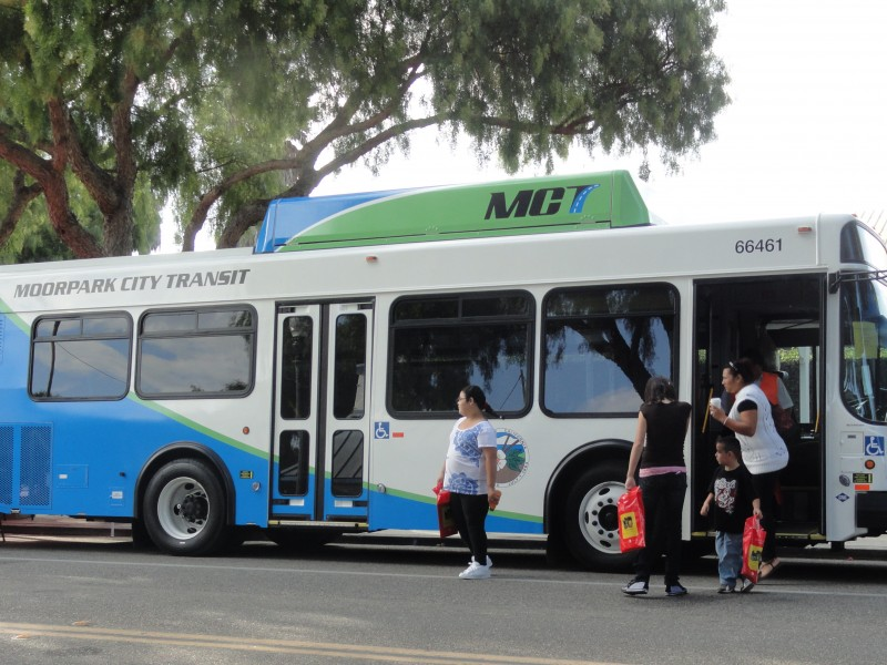 City Bus Routes To Change Moorpark Ca Patch