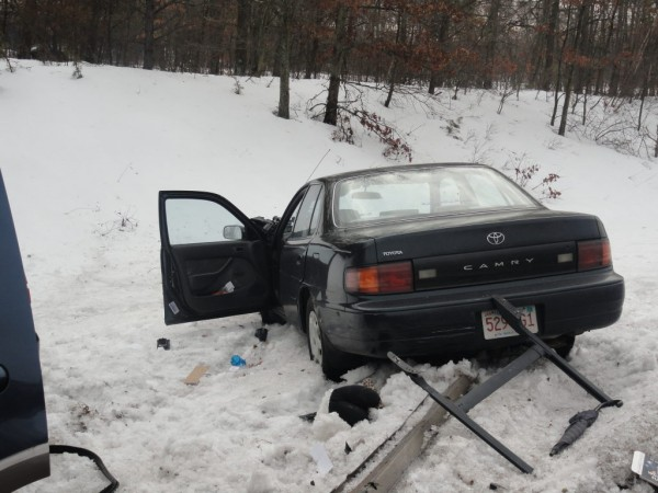 Car Accident In Westborough Ma