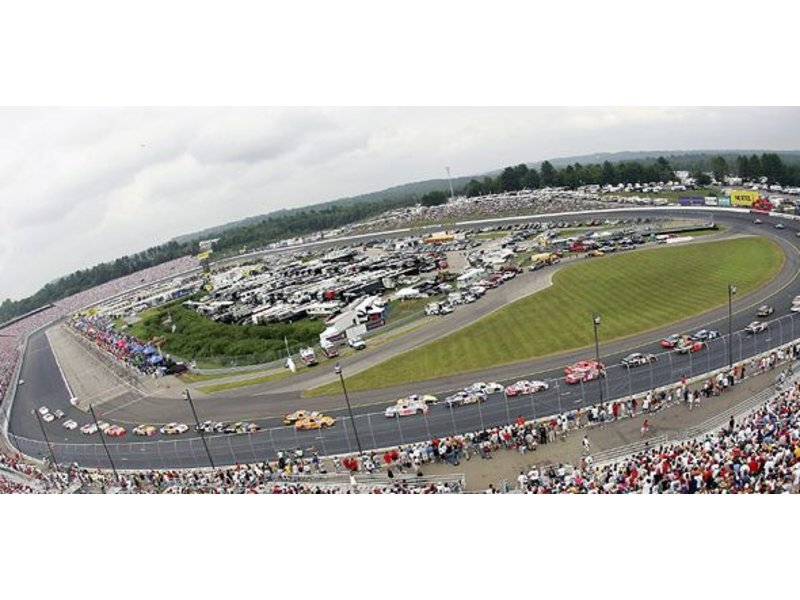 Prepare for new hampshire motor speedway traffic concord for Department of motor vehicles concord new hampshire