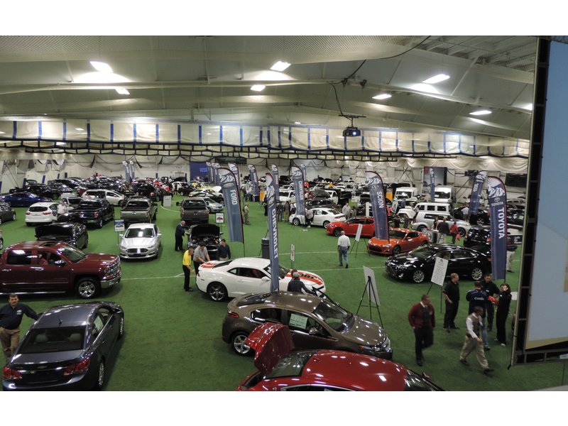 Second Annual Auto Show Is In Bedford This Weekend