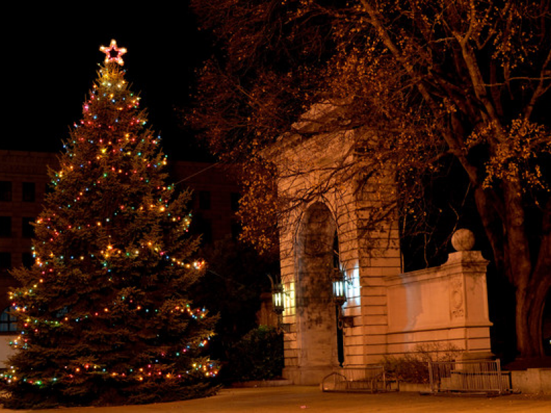 Concord Christmas Tree Lighting Celebration Starts At 4 P