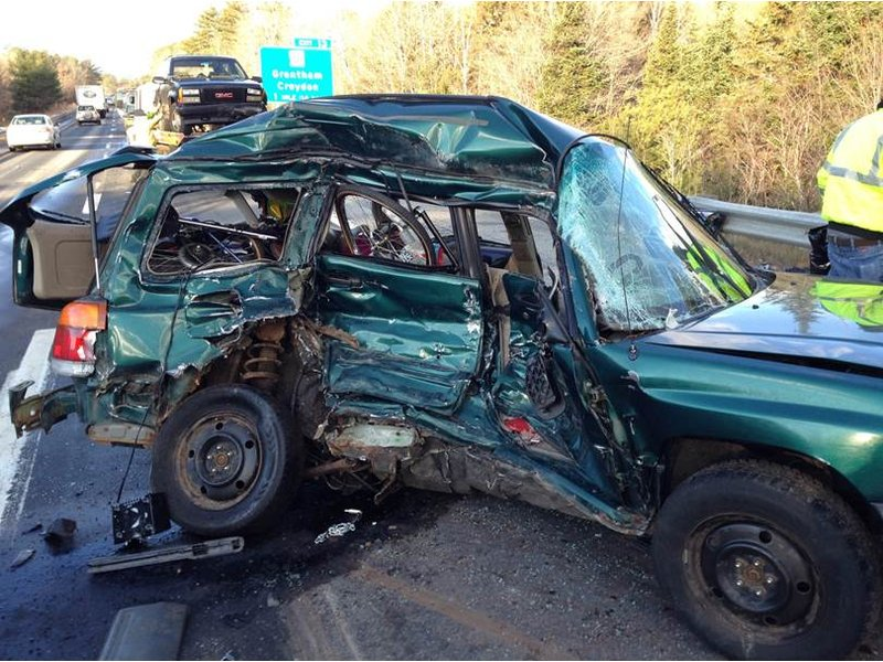 Car Accident Londonderry Nh