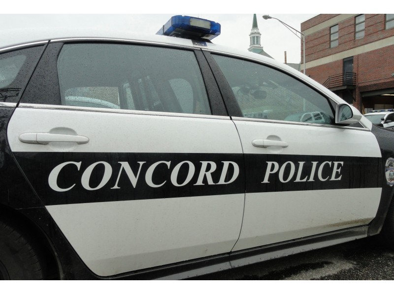 Concord Police Log Placement Of A Picture Leads To