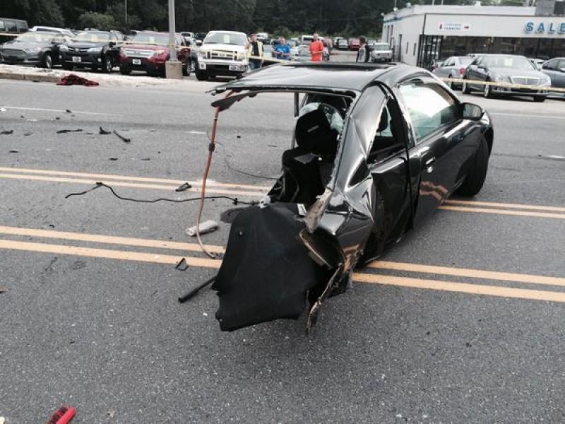 Salem Man Perishes In Route 28 Crash Salem Nh Patch