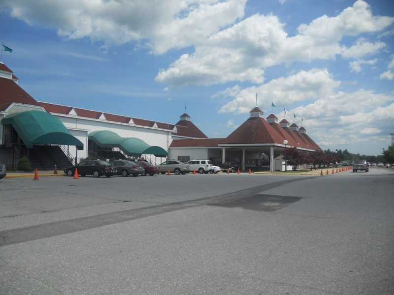 SALEM — A southern New Hampshire icon's days are numbered, as Rockingham Park announced this week that it has been put up for sale after years of unsuccessful efforts to run a casino at the site.