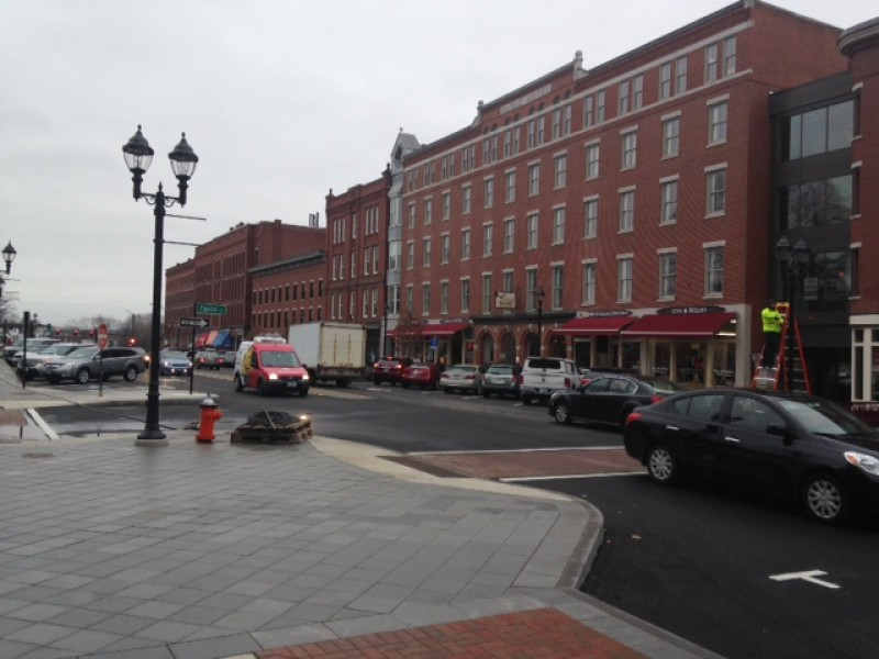 Despite Claims Construction In Downtown Concord Is Not