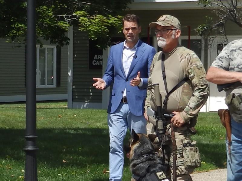 Idahoans among in 2014 standoff