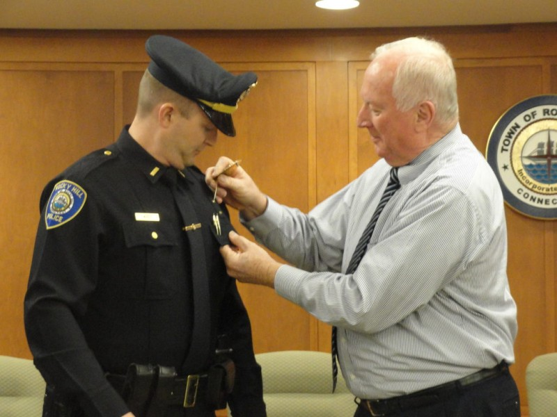 Officers Move Up The Ranks | Patch