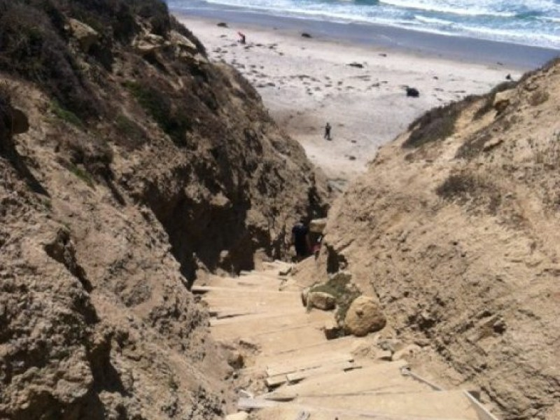 Blacks Beach Exposed: Patch Bares it All   Del Mar, CA Patch
