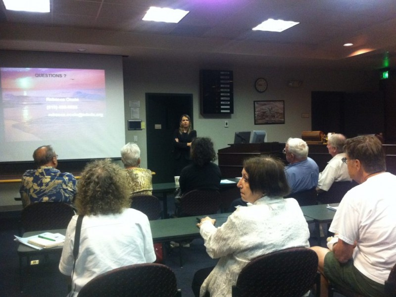 Cyber Crimes Discussed At Spring Valley Citizens Association Meeting La Mes