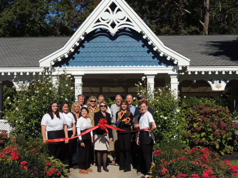 Ribbon Cutting at The Victoria Inn