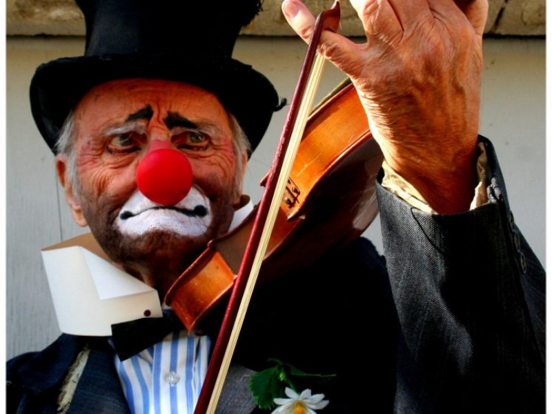 Billy Beck, Character Actor and Clown, Dies at 86 ...