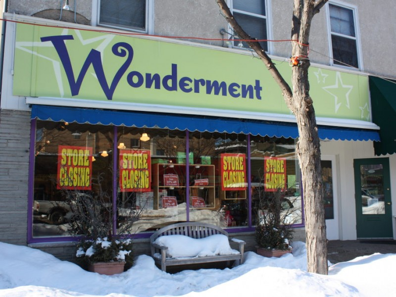 The End of Wonderment: Local Store Will Close | Southwest ...