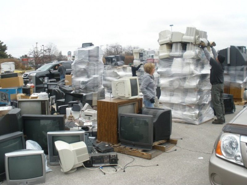 Free Electronics Recycling Collection In Chicago Heights