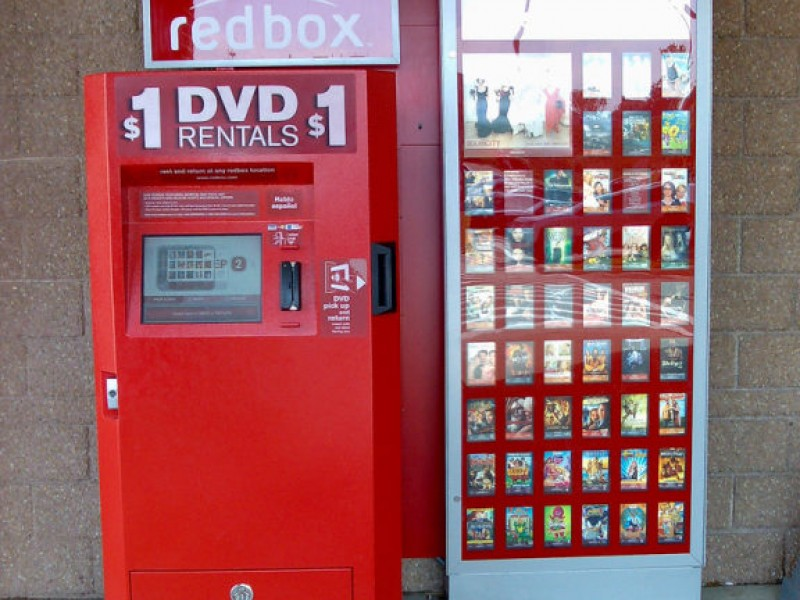 Imperial Beach Welcomes Redbox and Vending Machines - Finally