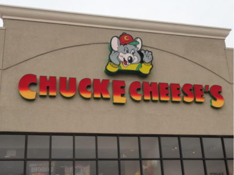 chuck e cheese new hampshire