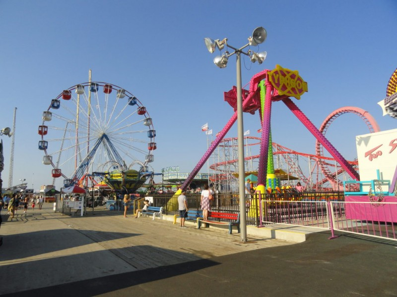 The Most Popular and Expensive Boardwalk Rides in Seaside ...