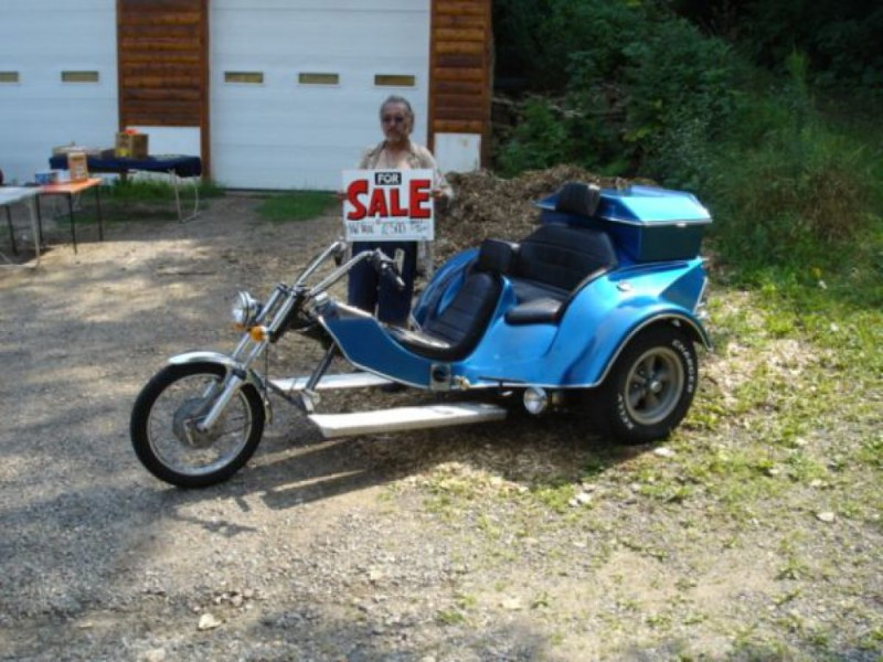 Vw Trike Craigslist | Autos Post