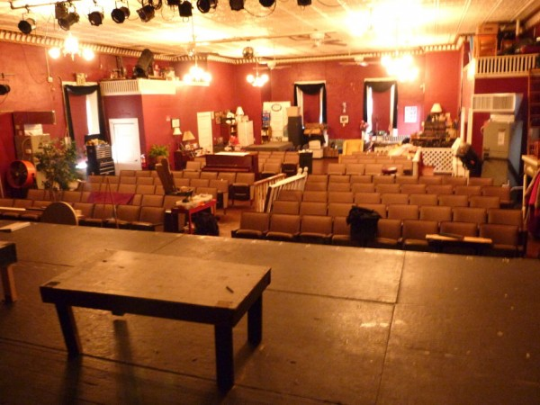 Hdg opera house project awarded 250k state grant havre for Building a house for 250k