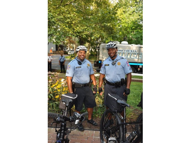 Bike Patrol to Roll Out Along 90 Miles in Columbia