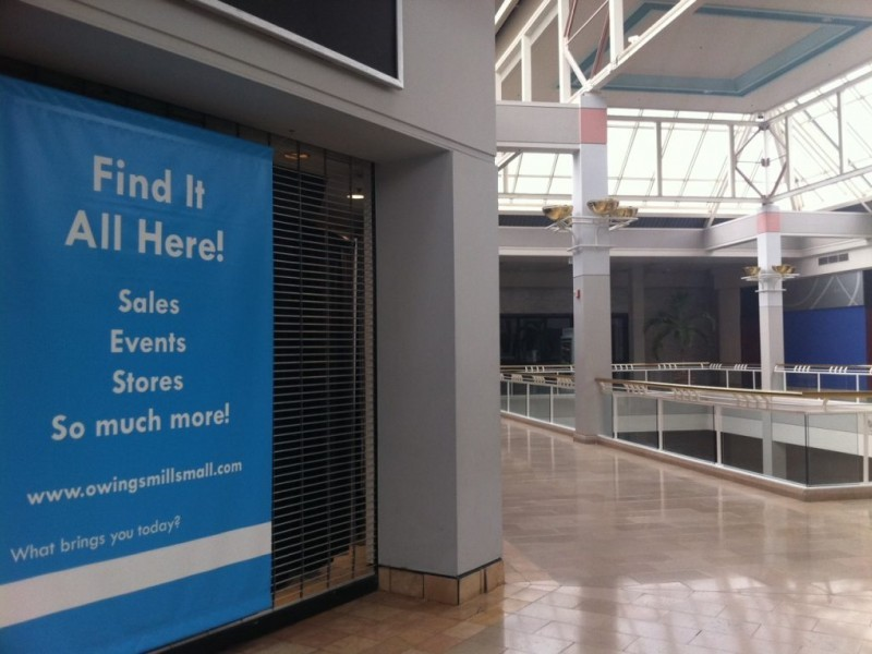 Owings mills mall locks its doors reports owings mills for Amc owings mills