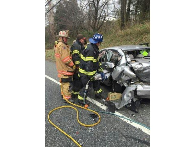 Bob Bell Chevrolet Bel Air >> One Hospitalized After Belair Road Crash, Officials Say | Patch