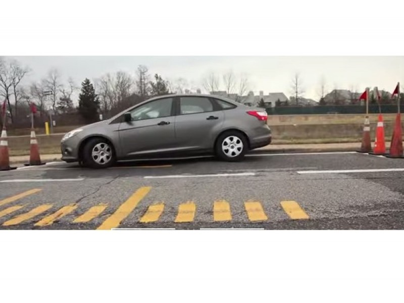 Maryland removes parallel parking from driving test glen for Maryland motor vehicle administration
