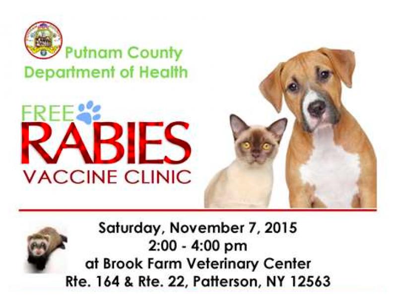 free rabies clinic ny